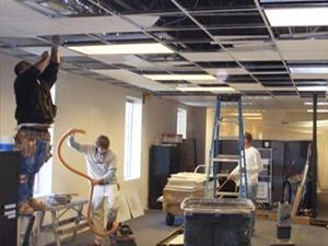 renovasi kantor